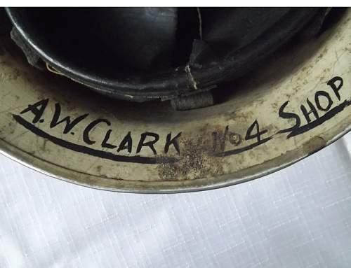 MKII St John's Ambulance Brigade Helmet