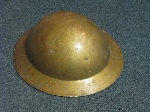 Trying to ID a matched set of Brodie helmets