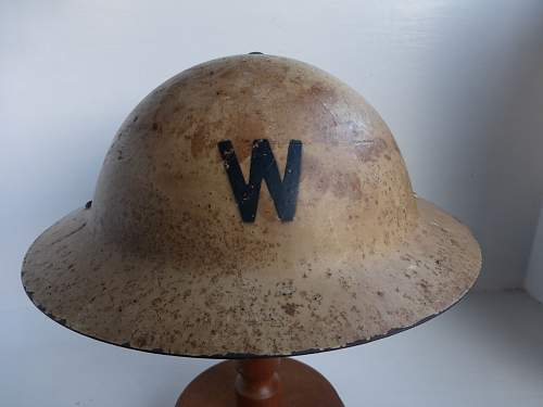 Commonwealth Steel mk11 helmets.