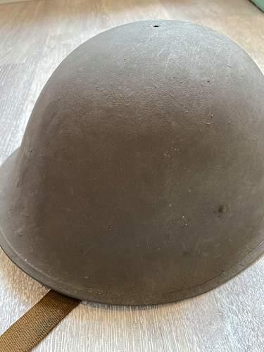 repainted Mk.lll helmet?