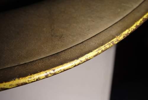 Unknown M1917A1 rank insignia