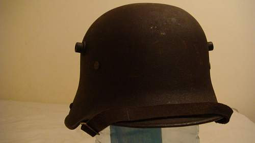 HELP!!! Types and dates for these helmets??????