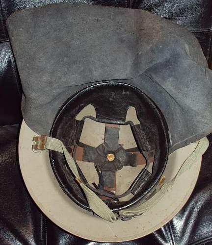 Helmet id.