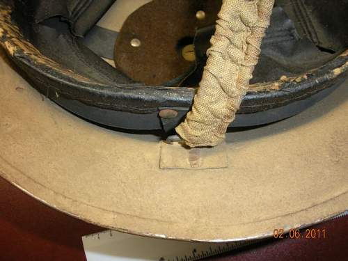 Click image for larger version.  Name:MkII British Helmet - Sand -4.jpg Views:343 Size:55.1 KB ID:176793