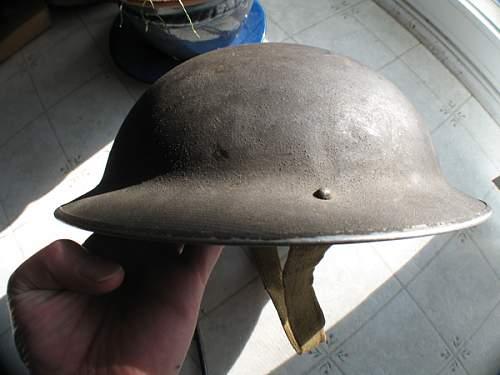 ID helmet