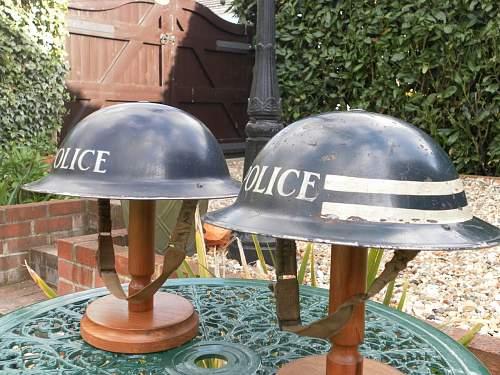 MkII POLICE WAR RESERVE