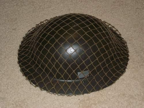 Help please. British helmet(s)