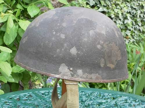 Tank crew helmets