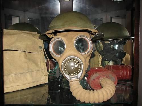 ww2 canadian helmet liner markings