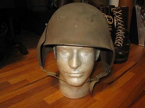 Click image for larger version.  Name:m3 flak helmet 001.jpg Views:637 Size:243.3 KB ID:212990