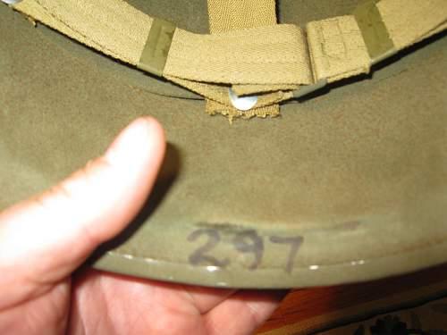 Click image for larger version.  Name:m3 flak helmet 004.jpg Views:168 Size:233.0 KB ID:212994