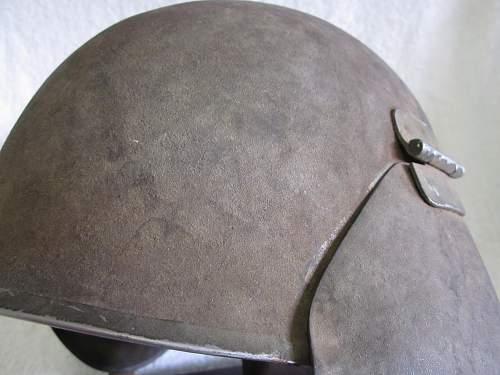 WW2 USAAF M3 Flak Helmet