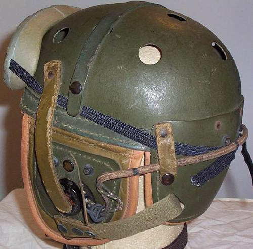 Click image for larger version.  Name:Tanker Helmet right closeup.jpg Views:3290 Size:75.6 KB ID:230284