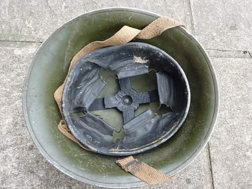 Some Mk111 turtle helmet questions