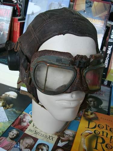RAF Flying Helmet - Need Help