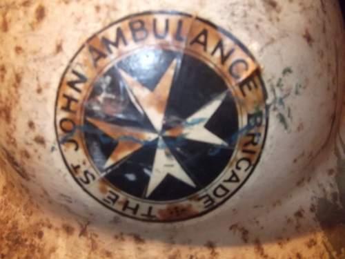 St John's ambulance brigade