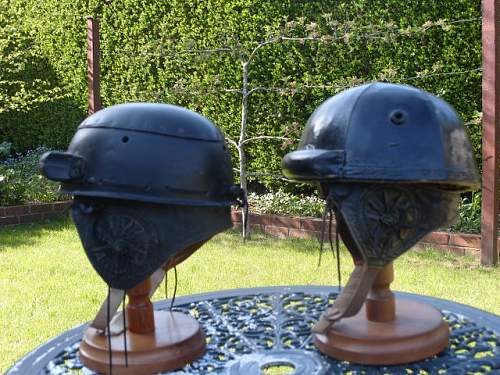 Crash Helmet RAC