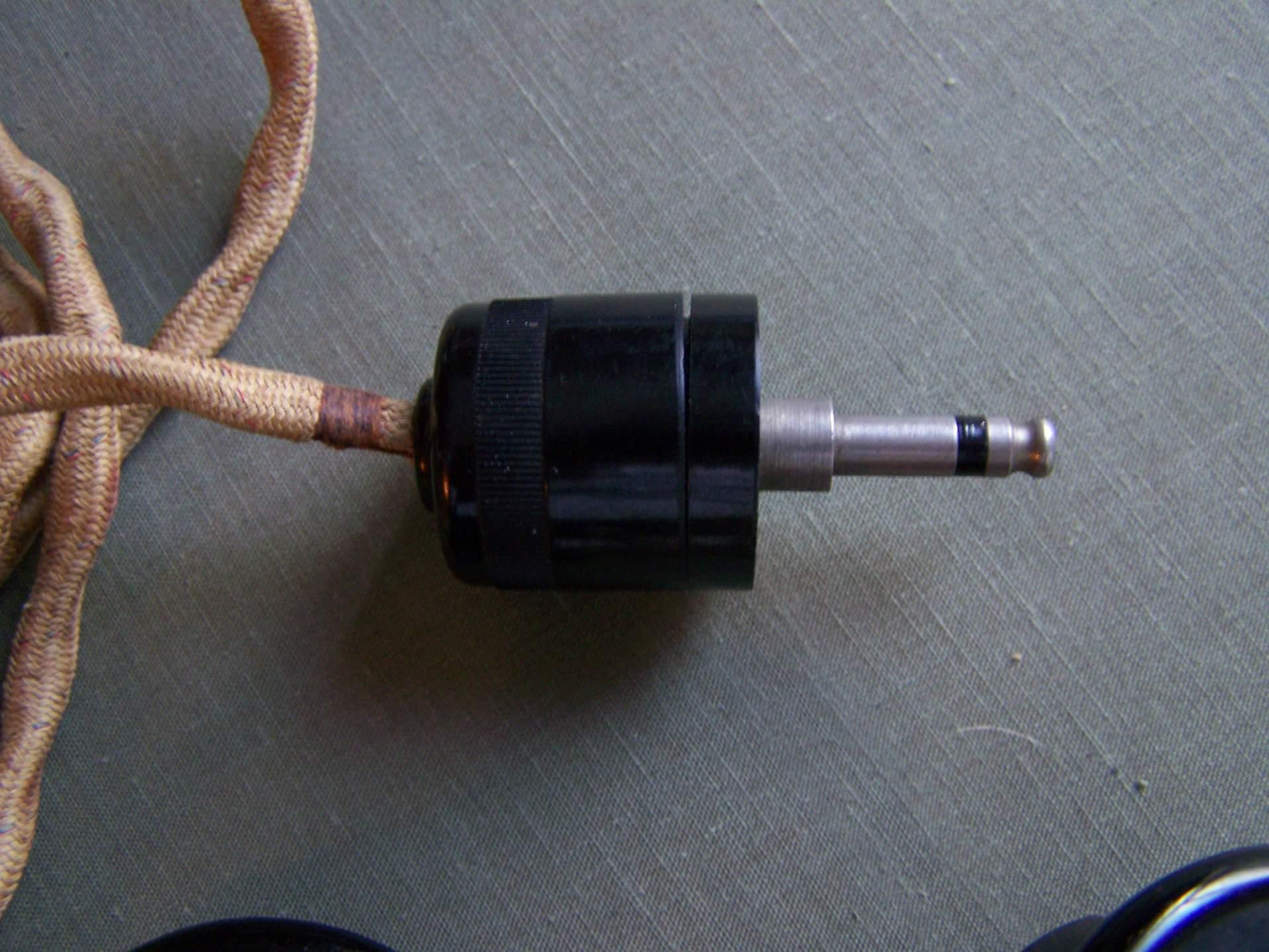 The Diagram Shows A Mini Plug Stereo Plug Although I Actually