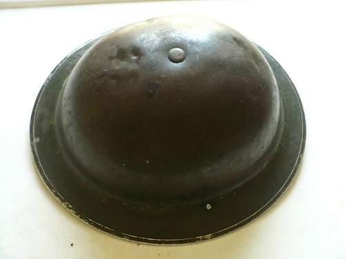Unusual helmet please help identify