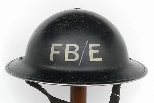 MkII FIRE BRIGADE/ ELECTRICIAN