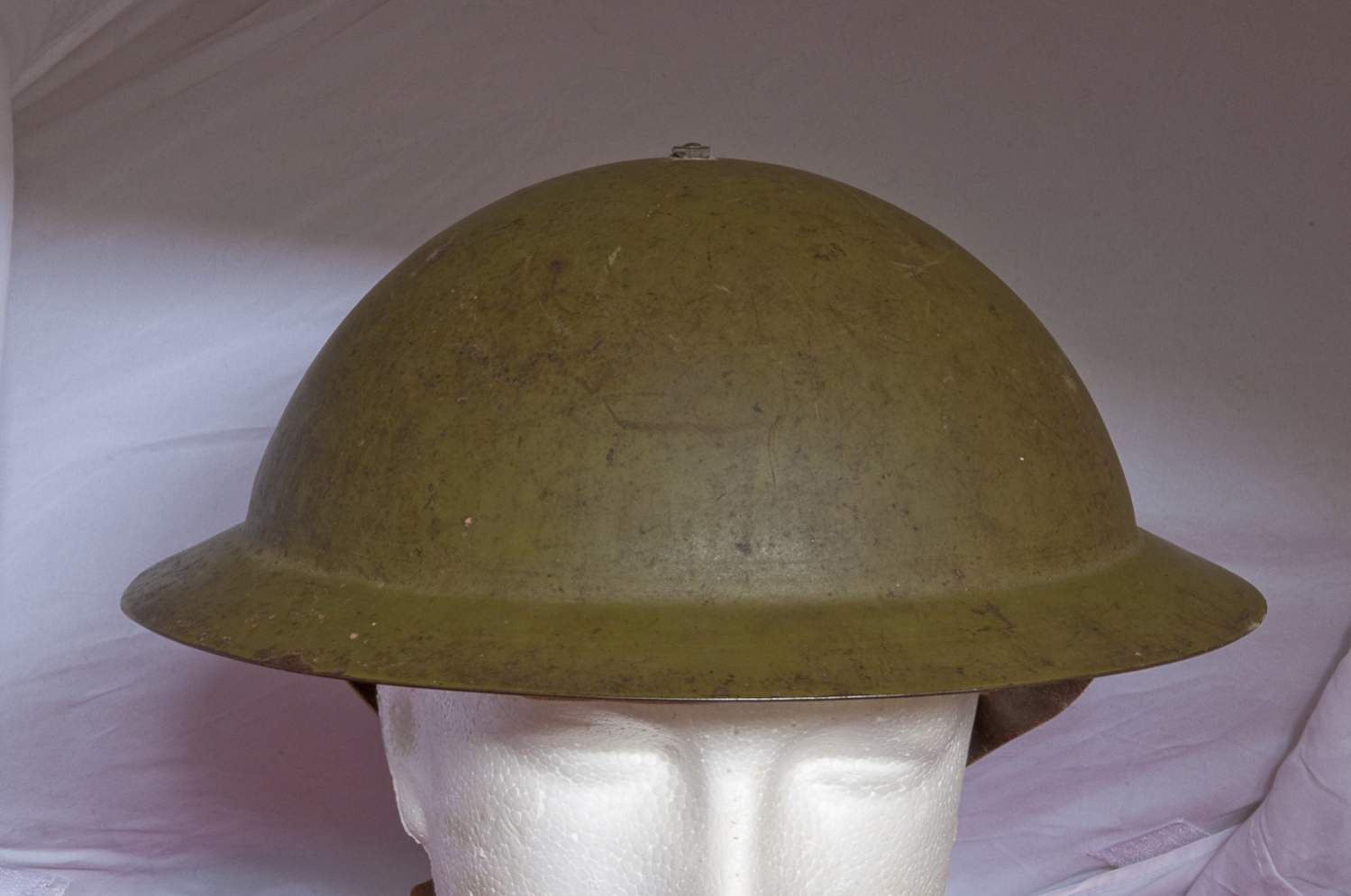 how to make a brodie helmet