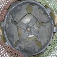 British MkI helmet