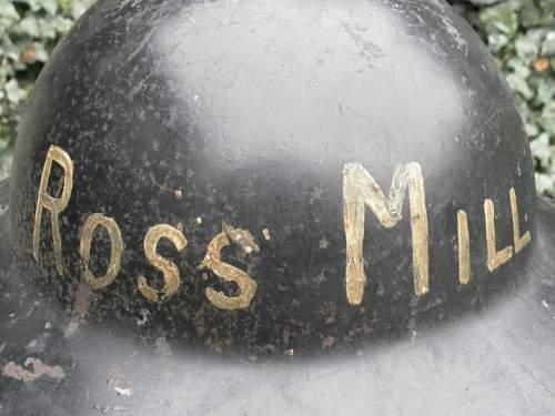 MkII ROSS MILL