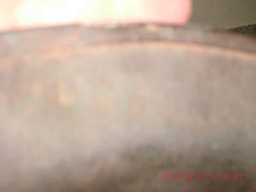 WW1 Brodie/Doughboy helmet