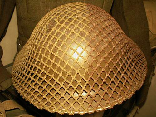 Canadian Helmet Net?