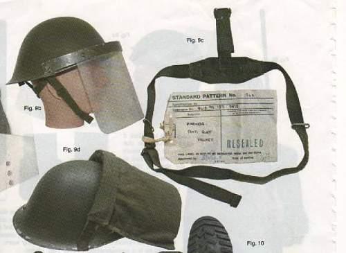 MK V Riot Helmet