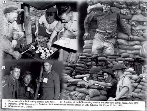 Korean War MkII - Royal Canadian Dragoons