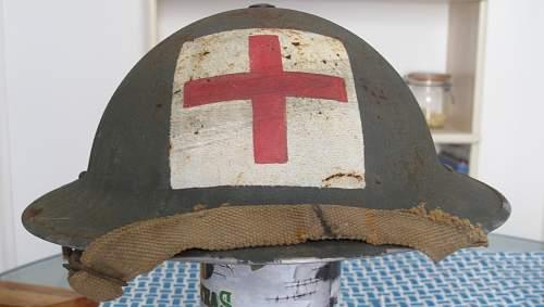 Red Cross Mk II: Army, RAF, RN or ARP/CD ?
