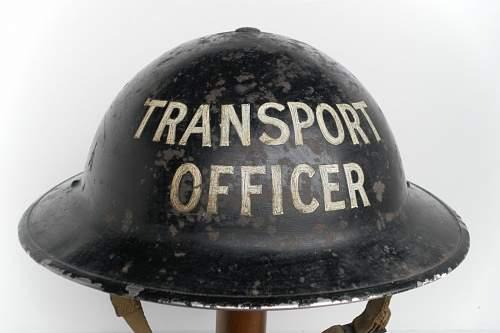 MkII TRANSPORT OFFICER