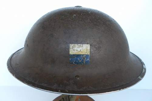 Canadian MkII with signals flash Blue/White