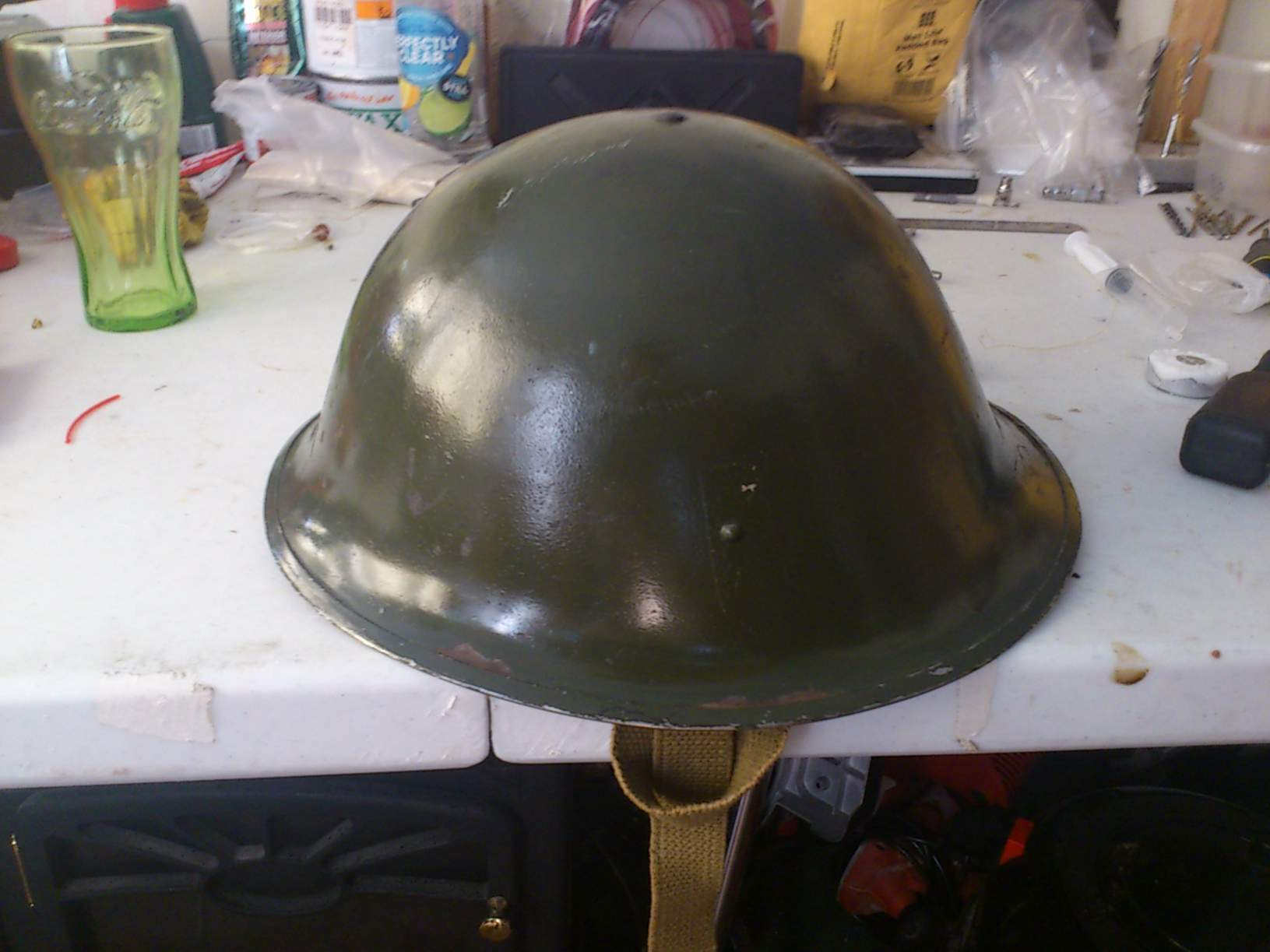 Mk 3 Turtle Helmet Latest Addition