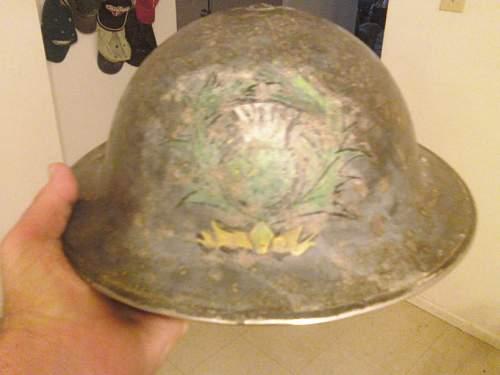 Scottish/ British WW2 Brodie ??