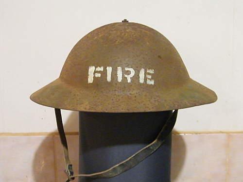 Mystery 'Brodie Style' Helmet - Need identifying