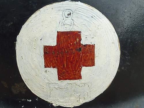 British MK2 Red cross.