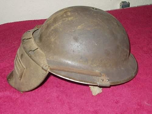 Visored Helmet