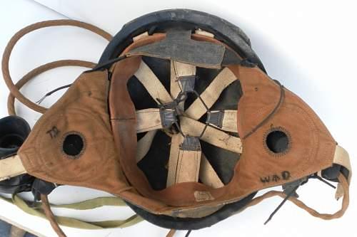 RAC 1940 helmet