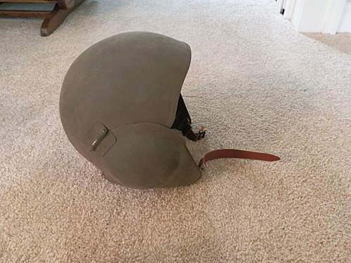 AAF B5 Flak helmet