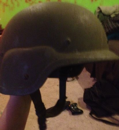 PASGT helmet?