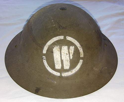 1939 Aussie Warden Helmet ?