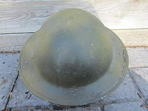 Help with South African Helmet