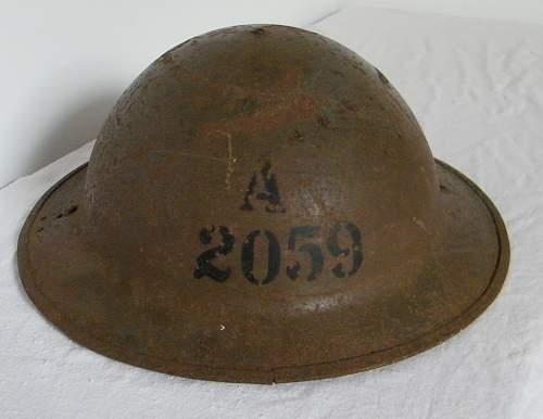 home guard helmets