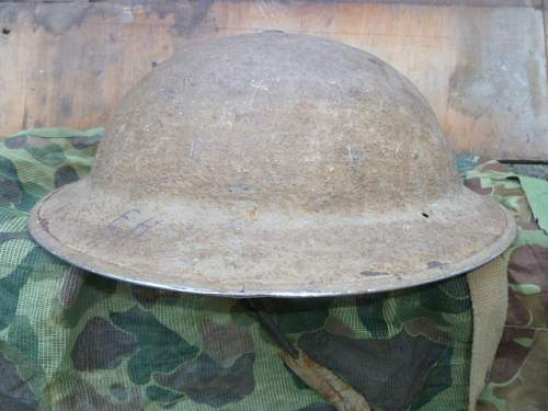 Opinions on this British helmet please?