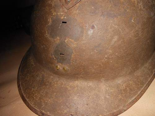 French WWII helmet?