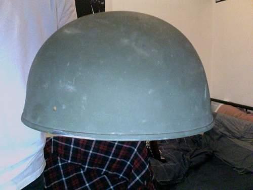 help with british para helmet