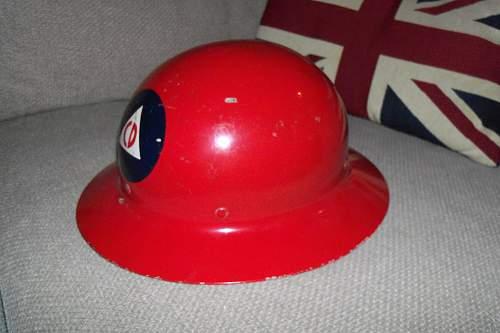 O C D  helmet help