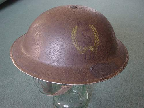 Click image for larger version.  Name:Home-Guard-helmet.jpg Views:178 Size:168.8 KB ID:4242
